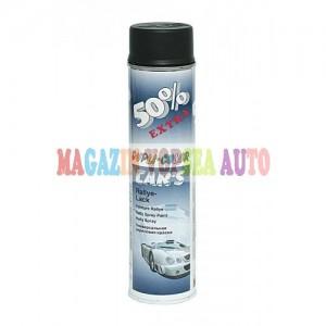 Spray vopsea auto Negru Mat