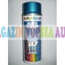 Spray vopsea metalizata Albastru Azur