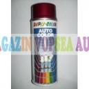 Spray vopsea metalizata Rosu Coral